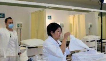 Despliega IMSS a 16 mil 452 profesionales de la salud para hacer frente al Covid-19