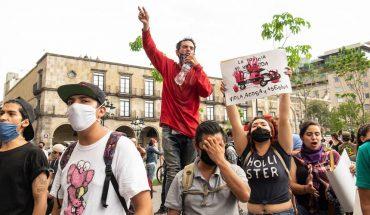 Detenidos ilegalmente narran agresiones de policías de Jalisco