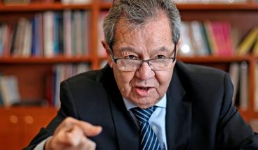 Diputado Porfirio Muñoz Ledo pide defender la autonomía del INE