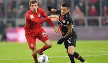"""Dirigente del Leverkusen alabó a Charles Aránguiz: """"Tiene las ideas muy claras"""""""