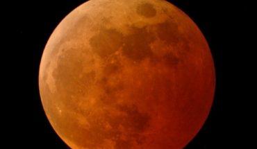 Eclipse de Luna de Fresa el 5 de junio,¿donde podremos verla?