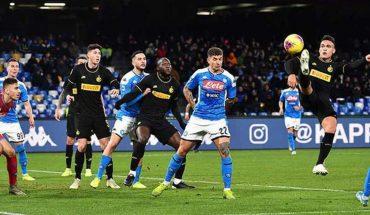 El Inter con Lautaro buscará la final de la Copa Italia contra el Napoli