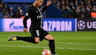 El Lyon se interesa por Thiago Silva