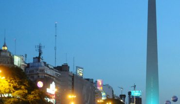 El PIB de Argentina se desploma un 5,4% en el primer trimestre