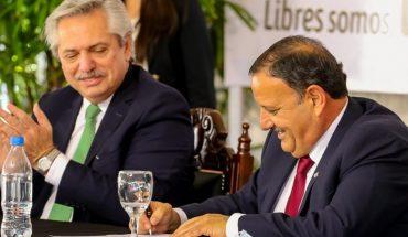 El gobernador de La Rioja dio negativo de coronavirus