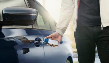 El iPhone funcionará como llave para abrir, cerrar y arrancar el auto