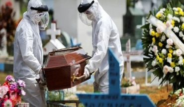 El mundo supera los 460.000 muertos por coronavirus y la curva global sigue creciendo