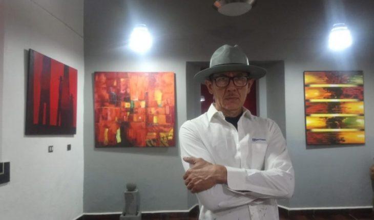 El muralista Ernesto Ríos amplía sus horizontes con Casa Museo