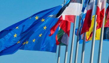 En abril, la producción industrial europea cayó un 17%