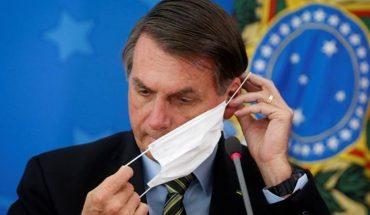 En medio de la crisis sanitaria, Bolsonaro amenazó con irse de la OMS