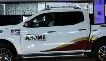 Entregan camioneta a Oficina de Búsqueda de Personas Desaparecidas en Ahome
