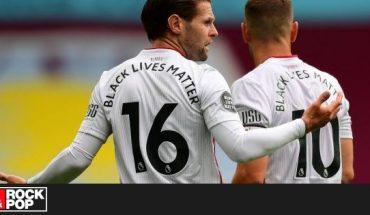 Estos fueron los mensajes antirracistas de la vuelta de la Premier League