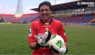 Fallece de un infarto histórico ex arquero del Barcelona de Guayaquil