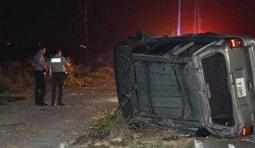 Hombre pierde la vida tras impactar su auto contra un muro en Culiacán, Sinaloa