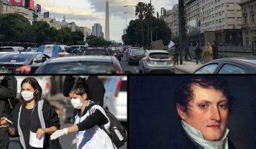 Importante movilización por Vicentín, varias provincias vuelven a la fase 1, 20 de junio Día de la Bandera y mucho más...