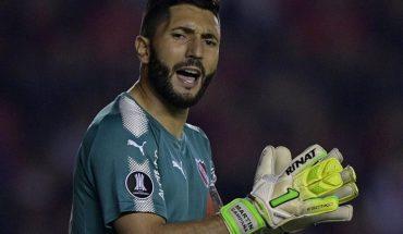 Independiente acordó con Martín Campaña y no será jugador libre