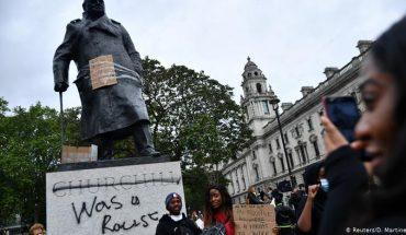 Inglaterra detiene protestas antirracistas