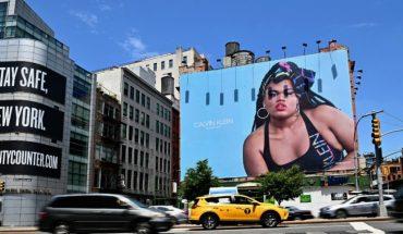 Jari Jones la nueva cara de Calvin Klein rompe los estereotipos y es furor