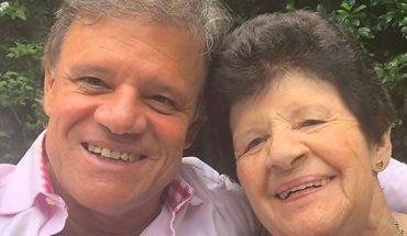 La madre de Quique Sacco dio positivo de coronavirus a sus 88 años