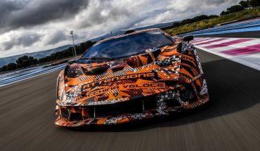La nueva bestia de Lamborghini con más de 800 caballos de fuerza