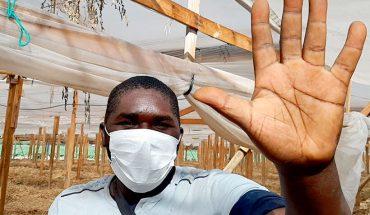 Lanzan campaña para prevenir los contagios en el agro pandemia