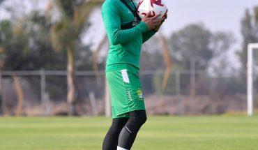 León regresa a los entrenamientos