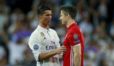 Lewandowski quería ir al Real Madrid para jugar al lado de Cristiano