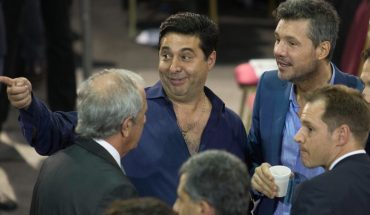 Marcelo Tinelli apuntó contra Daniel Angelici por los audios con Grondona