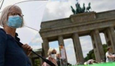 Masivas protestas en Alemania contra el racismo