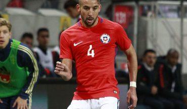 """Mauricio Isla a cinco años de su gol a Uruguay: """"Fue una tremenda satisfacción"""""""
