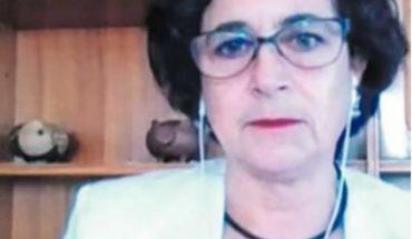 """Médica y experta en epidemiología, Muriel Ramírez: """"Las medidas de hoy repercutirán en las muertes de un mes más"""""""