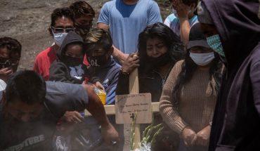 México supera las 20 mil muertes por COVID-19 y acumula 170 mil casos