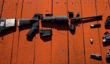 México y Europa pactan nuevo plan para frenar tráfico de armas