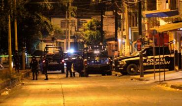 Michoacán, noveno lugar en delitos de alto impacto