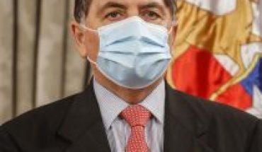 """Ministro Alvarado descarta veto a ley que limita reelección pese a la insistencia de la UDI: """"No veo viabilidad política"""""""