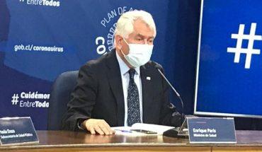 """Ministro de Salud valoró las cuarentenas dinámicas: """"Han dado muy buen resultado, curiosamente en regiones"""""""