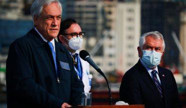 """Ministro de Salud y compra de Piñera en tienda de vinos: """"Hay que medir los actos que uno lleva a cabo como autoridad"""""""
