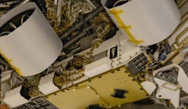 NASA rinde tributo a médicos en su próxima sonda a Marte