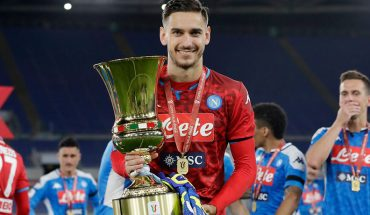 Napoli se proclama campeón de la Copa Italia tras vencer por penales a Juventus