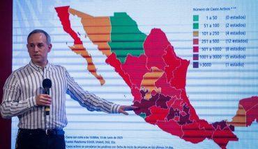 'No ponga más atención al semáforo que a la prevención': López-Gatell