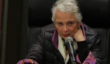 Olga Sánchez Cordero dice que se ha hecho 5 pruebas de COVID