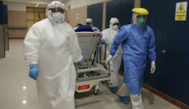 Perú se posiciona como el sexto país del mundo con más contagios de covid-19