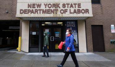 Peticiones de subsidio de desempleo en EE.UU. alcanzan los 46 millones desde que empezó la pandemia