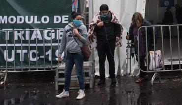 Pico de casos se hizo 'meseta' que lleva 22 días en Valle de México: Gatell