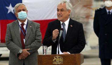 """Piñera valoró esfuerzos públicos y privados apuntando a que sin ellos el sistema de salud """"habría colapsado hace mucho tiempo"""""""