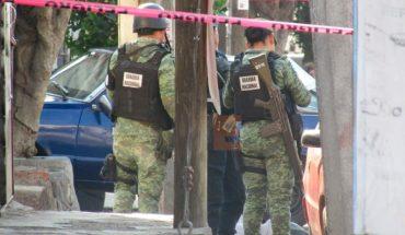 Pistolero es detenido tras disparar contra guardias nacionales en Salvador Escalante, Michoacán