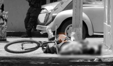 """Pistoleros quitan la vida a """"El Rey"""" en Zamora, Michoacán"""