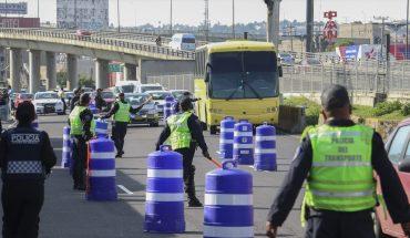 Policía muere al frustrar un asalto en transporte; mata a los 2 asaltantes