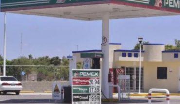 Precio de la gasolina en México hoy 30 de junio de 2020