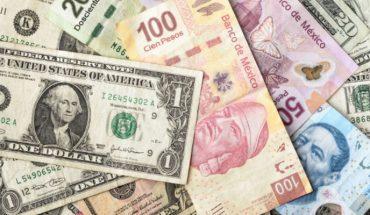 Precio del dólar para este lunes oscila los 22 pesos en bancos de México